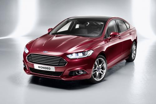 2013 Ford Mondeo - Advanced Active Park Assist и пересмотренная Подвеска,