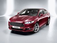 2013 Ford Mondeo UK, 1 of 3