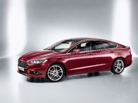 2013 Ford Mondeo UK, 2 of 3