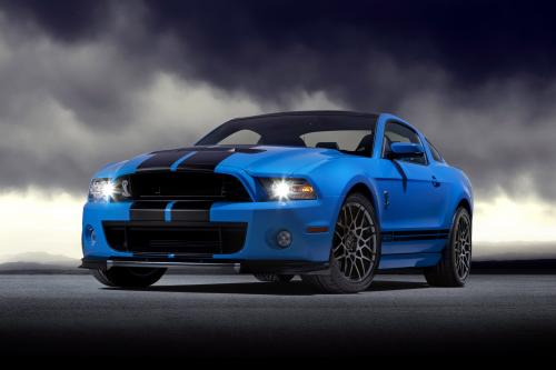 20 лет SVT и 2013 Ford Shelby GT500 Convertible