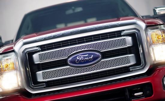 Ford Super Duty Platinum