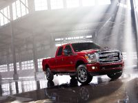 2013 Ford Super Duty Platinum, 6 of 34