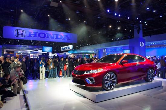 Honda Accord Concept Detroit