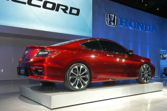 Honda Accord Concept Detroit