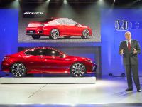 thumbnail image of Honda Accord Concept Detroit 2012