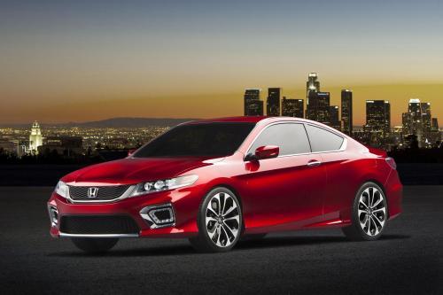 2013 Honda Accord Coupe Concept - NAIAS