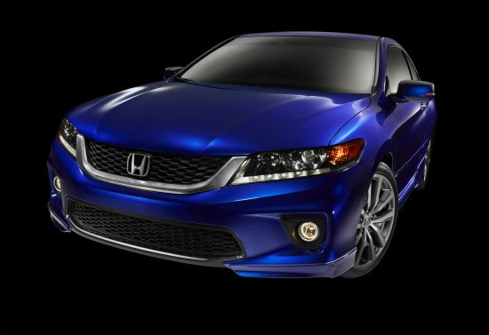 Honda Accord Coupe Performance Package