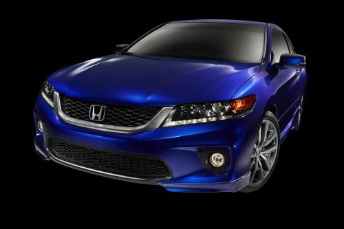 2013 Honda Accord Coupe Performance Package