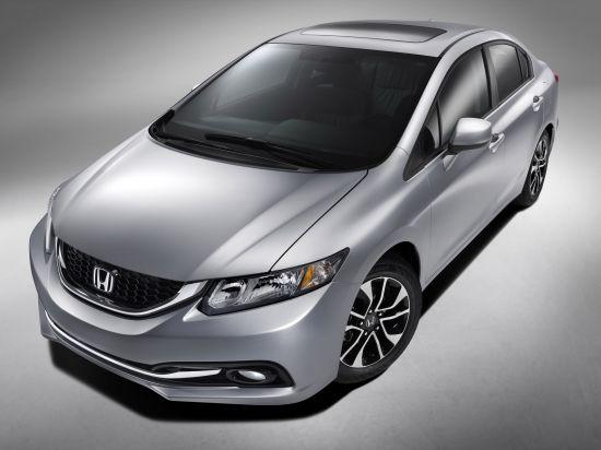 Honda Civic EX-L Navi