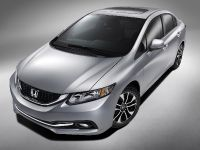 2013 Honda Civic EX-L Navi, 1 of 2