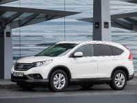 2013 Honda CR-V Euro NCAP Crash Test