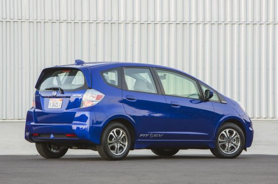 Honda Fit EV Hatchback