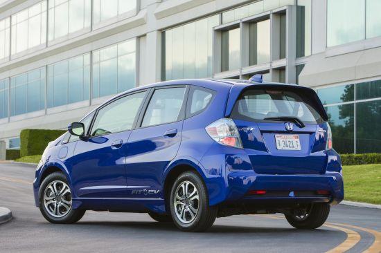 Honda Fit EV Hatchback