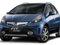 2013 Honda Fit Twist , 1 of 4