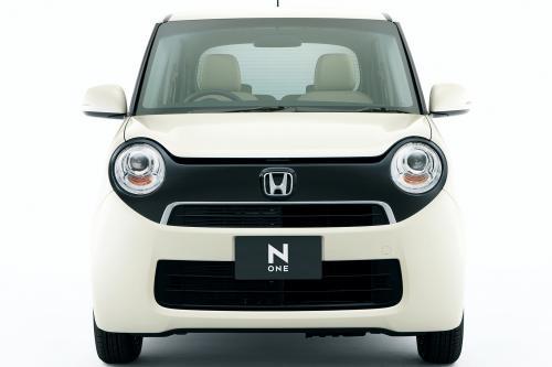 2013 Honda N-One: разнообразие в действии