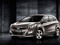 2013 Hyundai i30 Wagon, 1 of 3