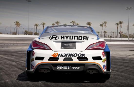Hyundai-RMR Genesis Coupe