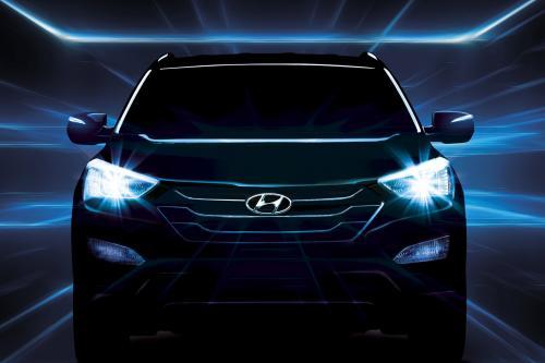 2013 Hyundai Santa Fe - Цены
