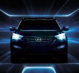 2013 Hyundai Santa Fe , 1 of 6