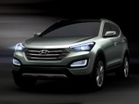 2013 Hyundai Santa Fe , 2 of 6