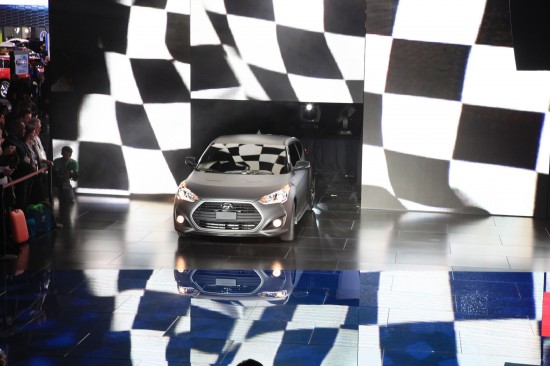 2013 Hyundai Veloster Turbo Detroit