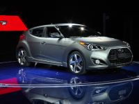 2013 Hyundai Veloster Turbo Detroit 2012, 5 of 5