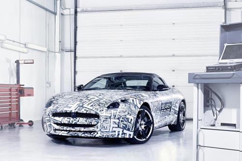 2013 Jaguar F-Type Спортивный Автомобиль