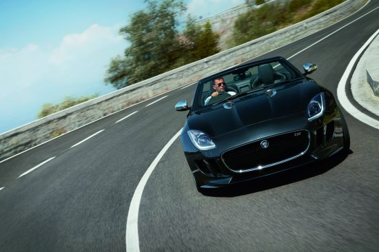 Jaguar F-Type UK