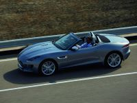 2013 Jaguar F-TYPE UK, 2 of 4