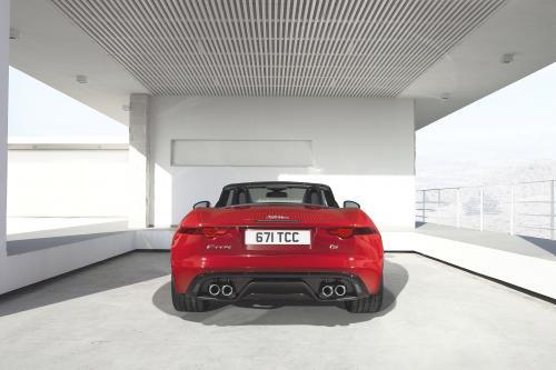 2012 Paris Motor Show: Jaguar F-Type - двухместный Кабриолет спортивный автомобиль