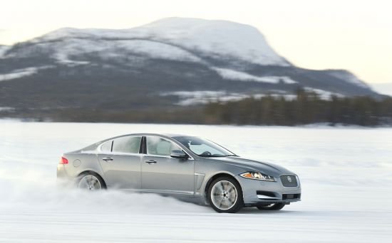 Jaguar XF AWD
