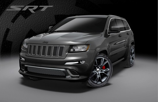 Jeep Grand Cherokee SRT8 Alpine