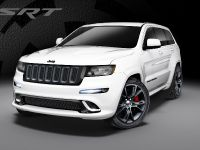 2013 Jeep Grand Cherokee SRT8 Alpine, 3 of 4