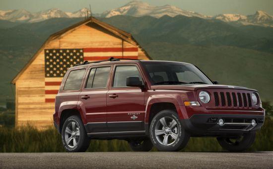 Jeep Patriot Freedom Edition