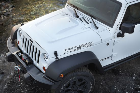Jeep Wrangler Moab