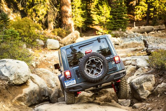 Jeep Wrangler Rubicion 10th Anniversary Edition