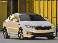 2013 Kia Optima Hybrid , 1 of 7