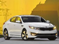 2013 Kia Optima Hybrid , 2 of 7