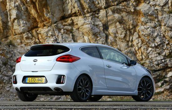 Kia Pro ceed GT UK
