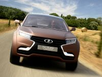 2013 Lada X-Ray Concept , 2 of 19