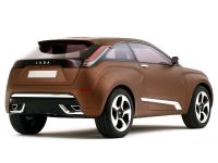 2013 Lada X-Ray Concept , 11 of 19