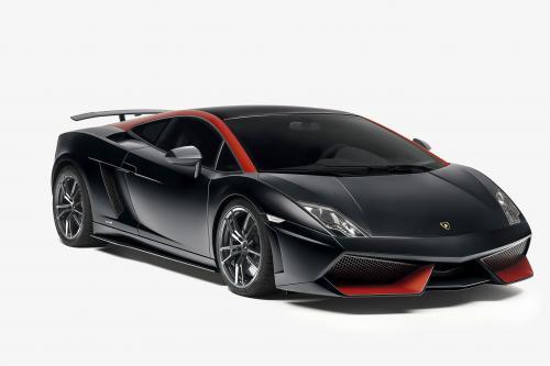 Lamborghini Gallardo LP 560-4 и LP 570-4 Edizione Tecnica представила в Париже