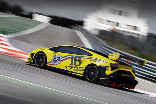 Lamborghini Gallardo LP 570-4 Super Trofeo