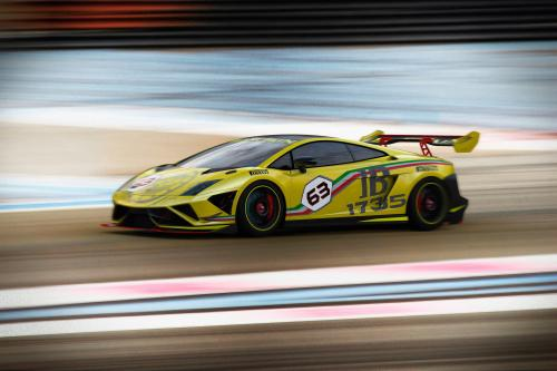 Lamborghini представила Gallardo LP 570-4 Super Trofeo