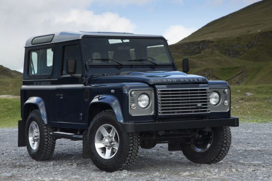 Land Rover Defender UK