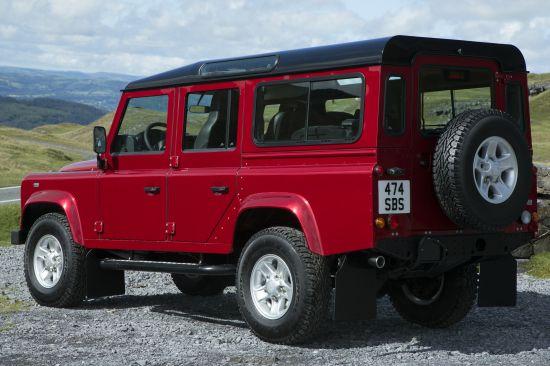 Land Rover Defender UK