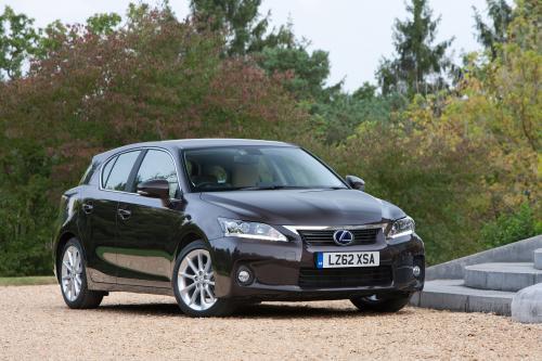 2013 Lexus CT 200h Advance - лучший выбор!