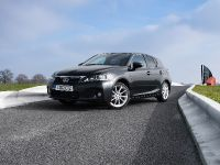 2013 Lexus CT 200h Advance, 2 of 2