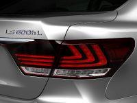 2013 Lexus LS 600h F Sport, 7 of 14