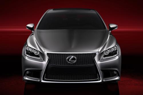 Lexus LS заново флагман наконец-то раскрыт